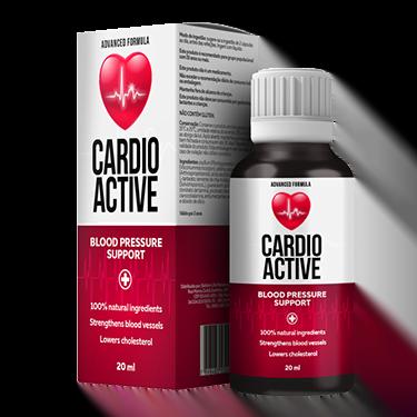 Cardio Active krople - opinie - skład - cena - gdzie kupić?