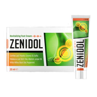 Zenidol - opinie - skład - cena - gdzie kupić?