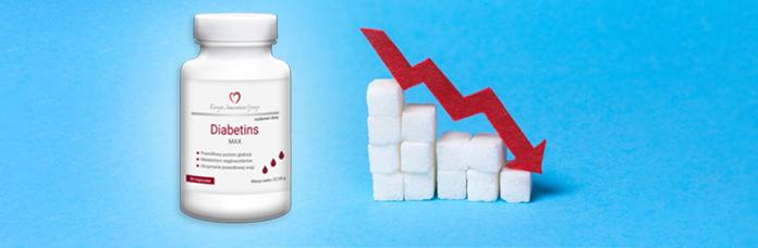 Diabetins Max - Jak stosować? Dawkowanie - instrukcja użycia