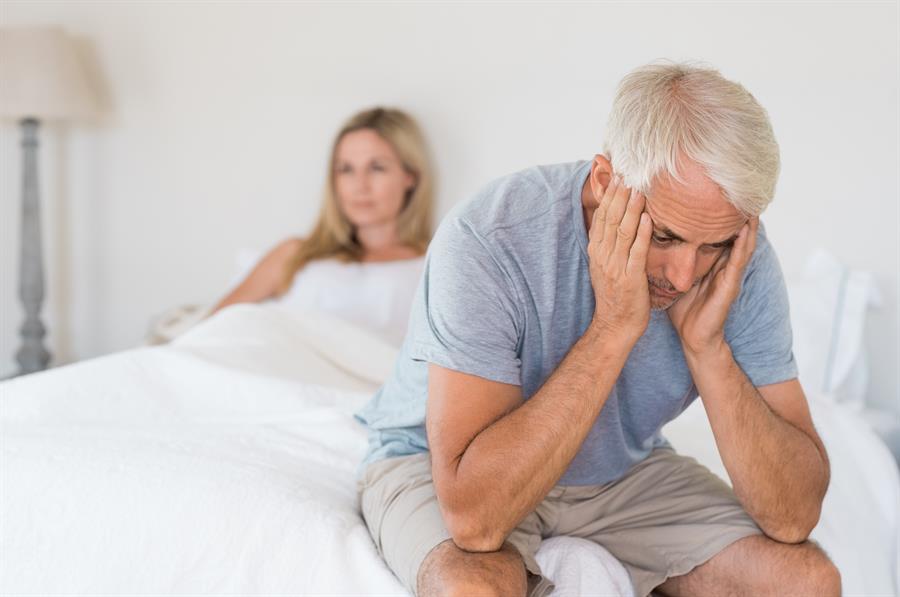 Jakie są oznaki zaburzeń erekcji?