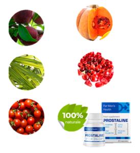 Jakie składniki są zawarte w Prostaline?