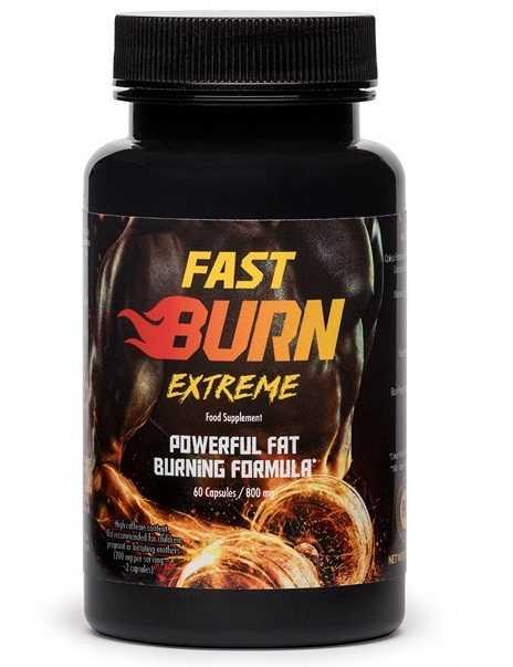 Fast Burn Extreme - Gdzie kupić suplement w najlepszej cenie? Jakie są opinie i efekty stosowania? 2021
