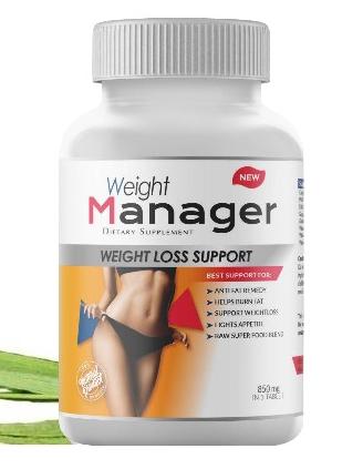 Weight Manager - opinie, forum, skład, cena, gdzie kupić?