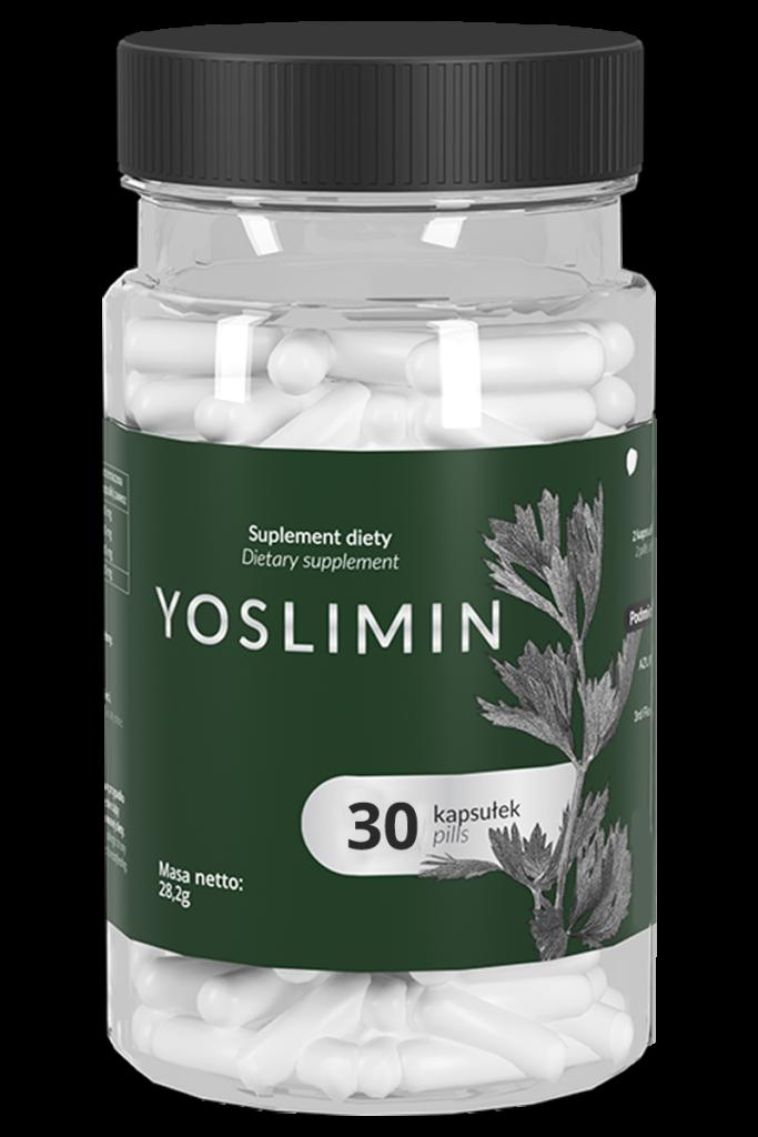Yoslimin - opinie - cena - składniki - gdzie kupić?