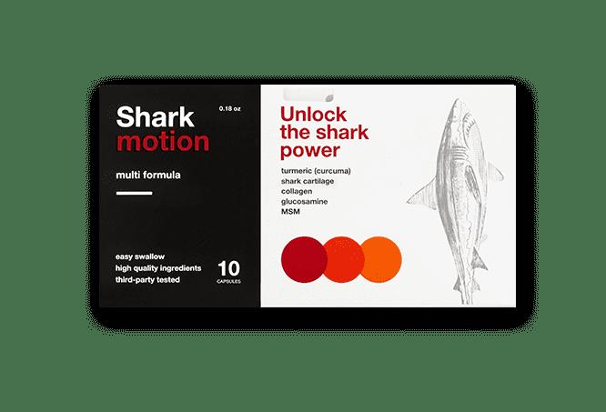 Shark Motion kapsułki - cena - opinie - składniki - gdzie kupić?