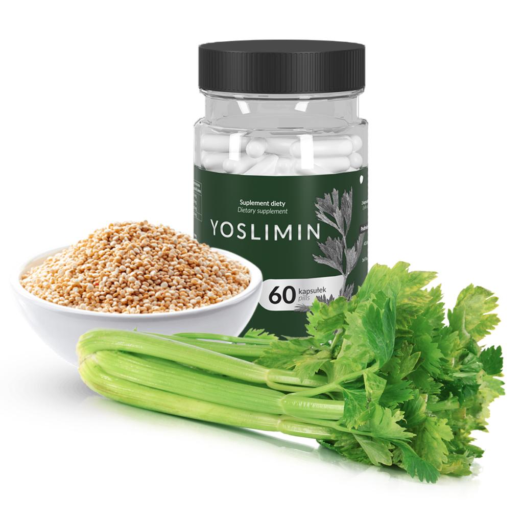 Jakie składniki zawiera Yoslimin?
