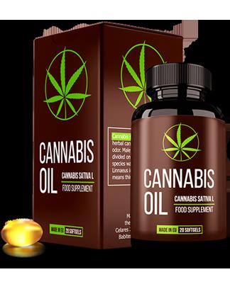 Czym jest Cannabis Oil?