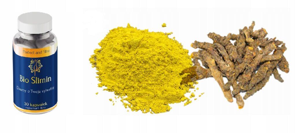BioSlimin - jakie składniki zawierają kapsułki?