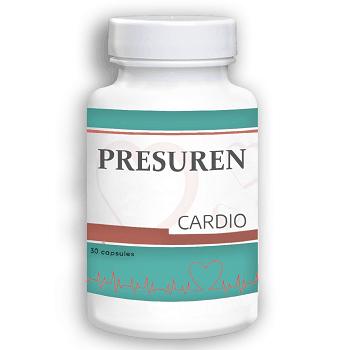 Presuren Cardio kapsułki opinie – składniki – cena – gdzie kupić?