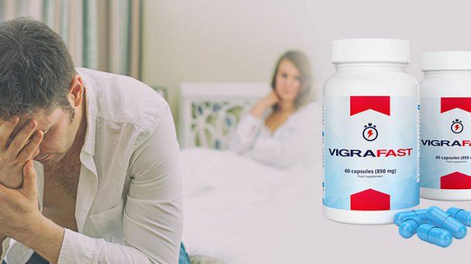 VigraFast - jakie składniki zawiera formuła kapsułek?