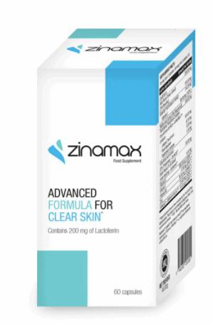 Zinamax kapsułki - opinie - składniki - cena - gdzie kupić?
