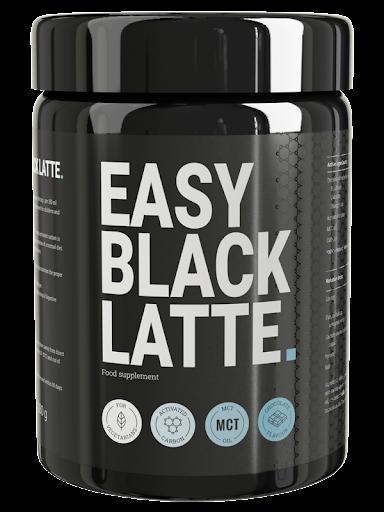 Easy Black Latte proszek - opinie, składniki, cena, gdzie kupić?