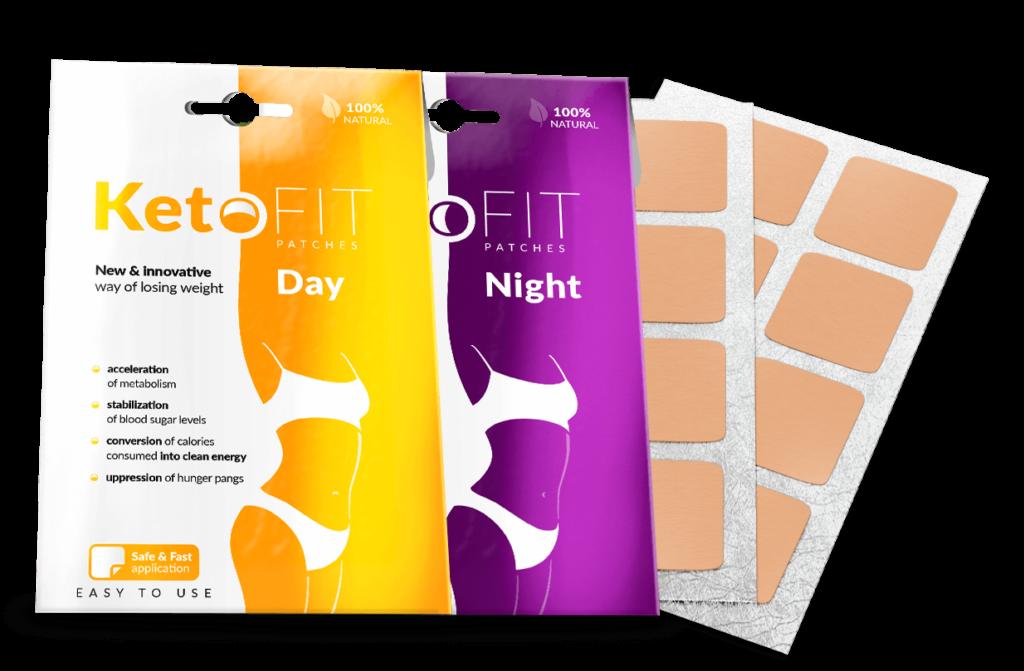 KetoFit Patches plastry - opinie – cena – skład – gdzie kupić?