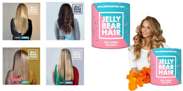 Jelly Bear Hair - co to jest i jak działa?