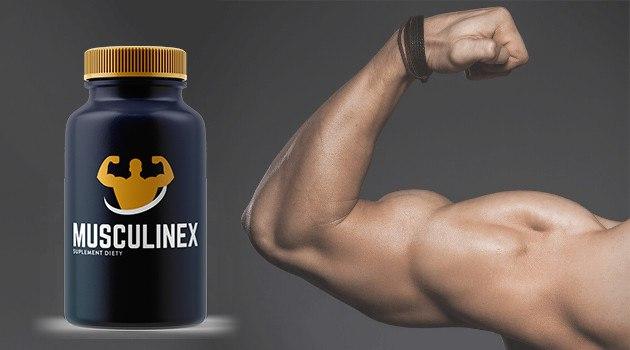 Musculinex - czym jest i jak działa?