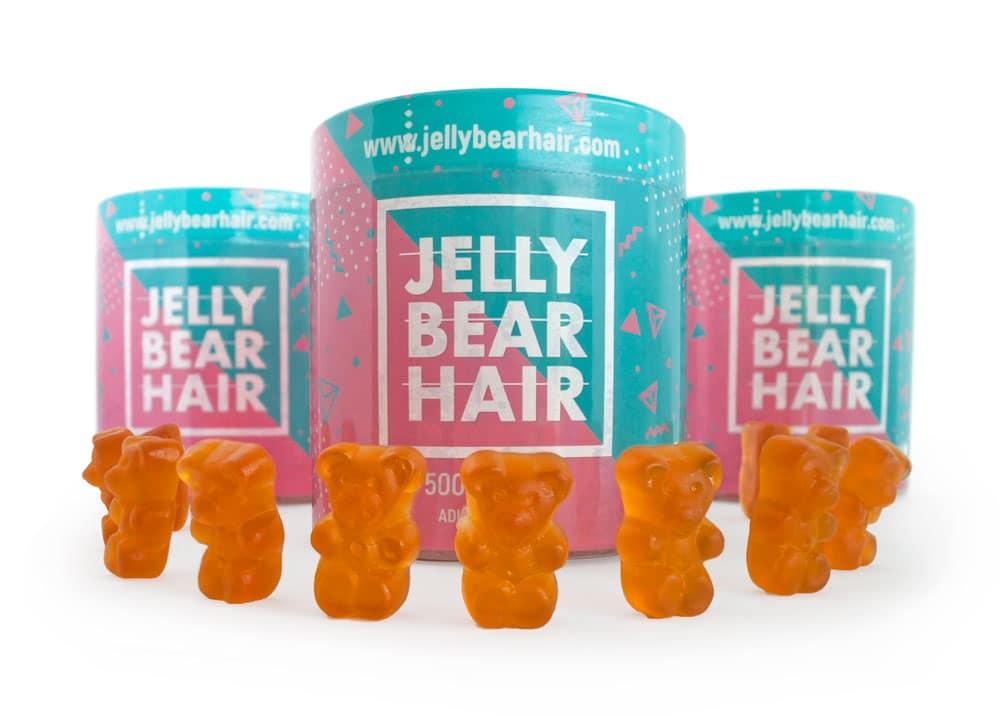 Jelly Bear Hair - cena i gdzie kupić? Amazon, Apteka, Allegro