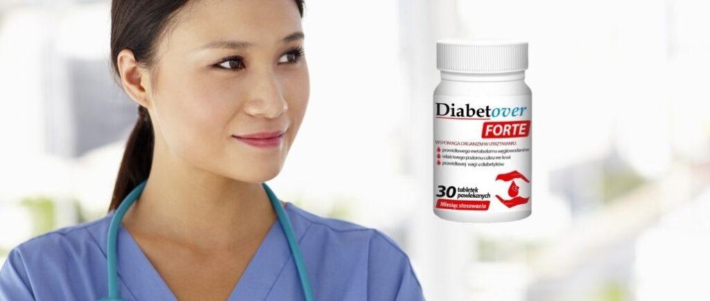 Diabetover Forte - co to jest i jak działa?