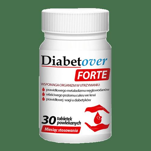 Diabetover Forte kapsułki - opinie, składniki, cena, gdzie kupić?
