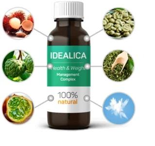Idealica - składniki i formuła