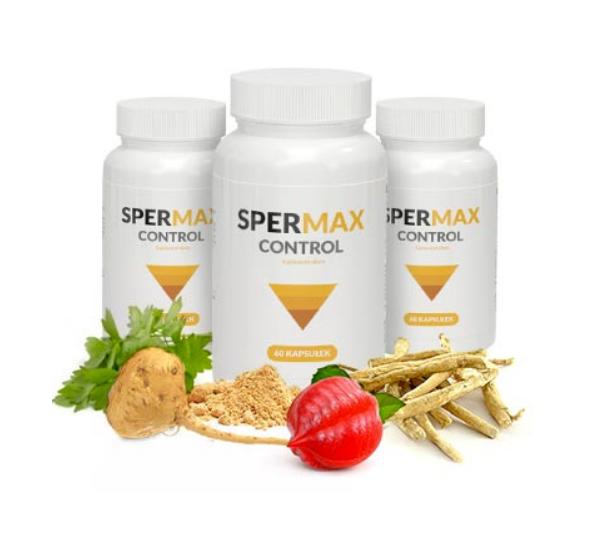 SperMAX Control - jakie składniki zawiera formuła?