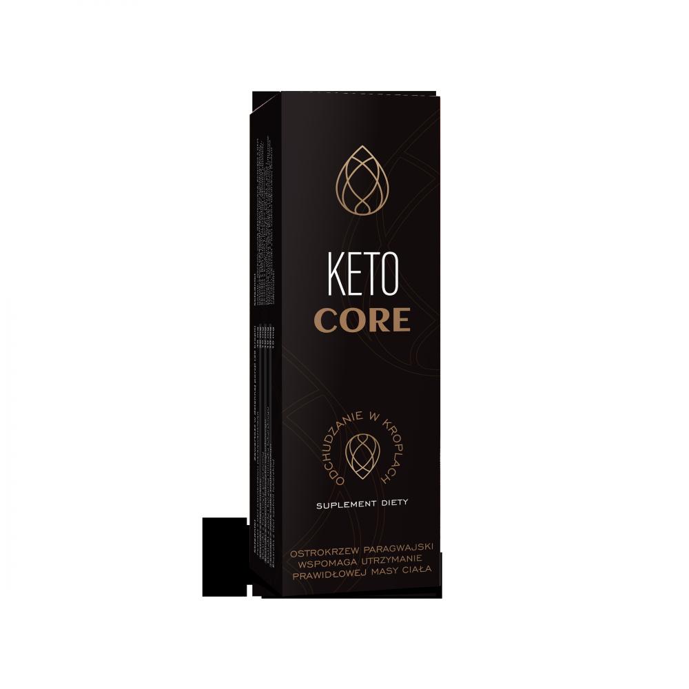 Keto Core krople - opinie, składniki, cena, gdzie kupić?