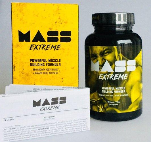 Mass Extreme - cena i gdzie kupić? Amazon, Apteka, Allegro