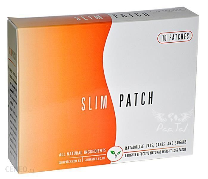 Slim Patch plastry - opinie, skład, cena, gdzie kupić?