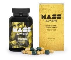 Mass Extreme kapsułki - opinie, składniki, cena, gdzie kupić?