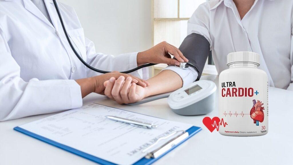 Ultra Cardio Plus - jak stosować? Dawkowanie i instrukcja
