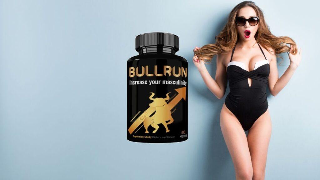 Bullrun: Jakie składniki wchodzą w skład preparatu?