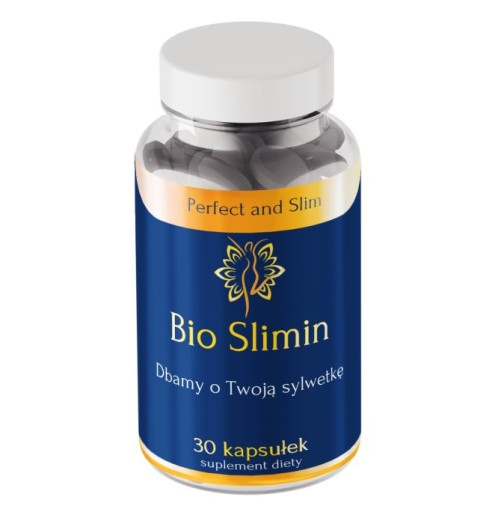 BioSlimin - kapsułki przyspieszające metabolizm