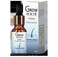 Grow Hair Active - olejek do pielęgnacji włosów