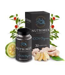 5. Nutrimex - suplement przyspieszający spalanie tłuszczu