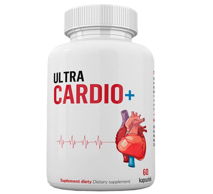 Ultra Cardio Plus kapsułki -  opinie, składniki, cena, gdzie kupić?