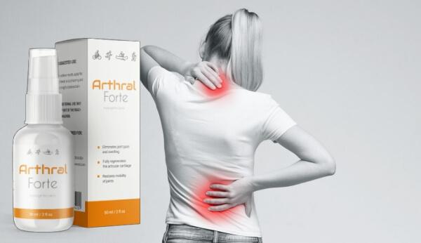 Arthral Forte - co to jest i jak działa?