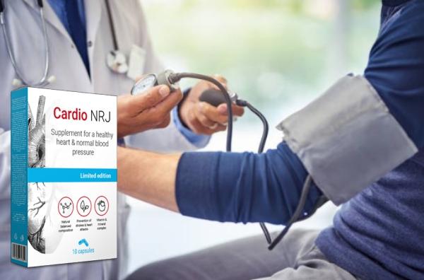 Cardio NRJ - jak stosować? Dawkowanie i instrukcja