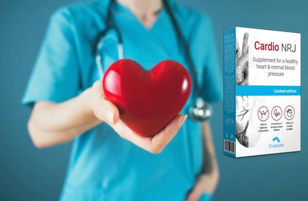 Cardio NRJ - cena i gdzie kupić? Amazon, Apteka, Allegro, Ceneo