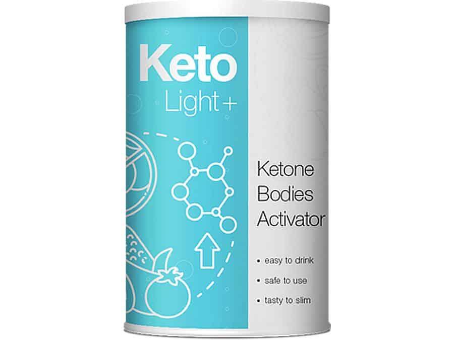1. Keto Light Plus - Najlepszy suplement odchudzający 2021 roku