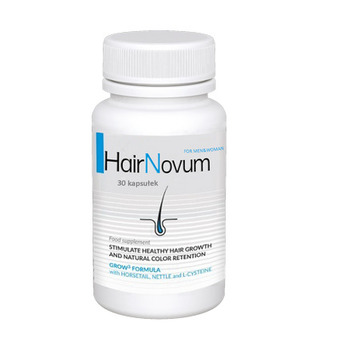 Folisin - kapsułki pomagające z wypadaniem włosów