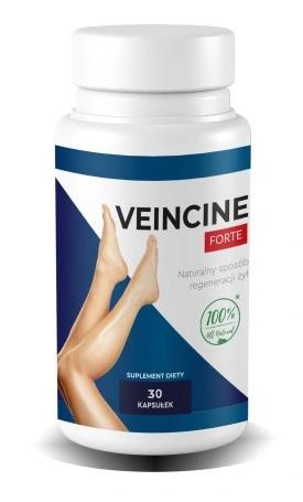 Veincine Forte - kapsułki zwalczające żylaki